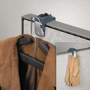 office coat hook. Hang Your Coat In Style #Cubicle With A Versatile Hook And Clip Office M