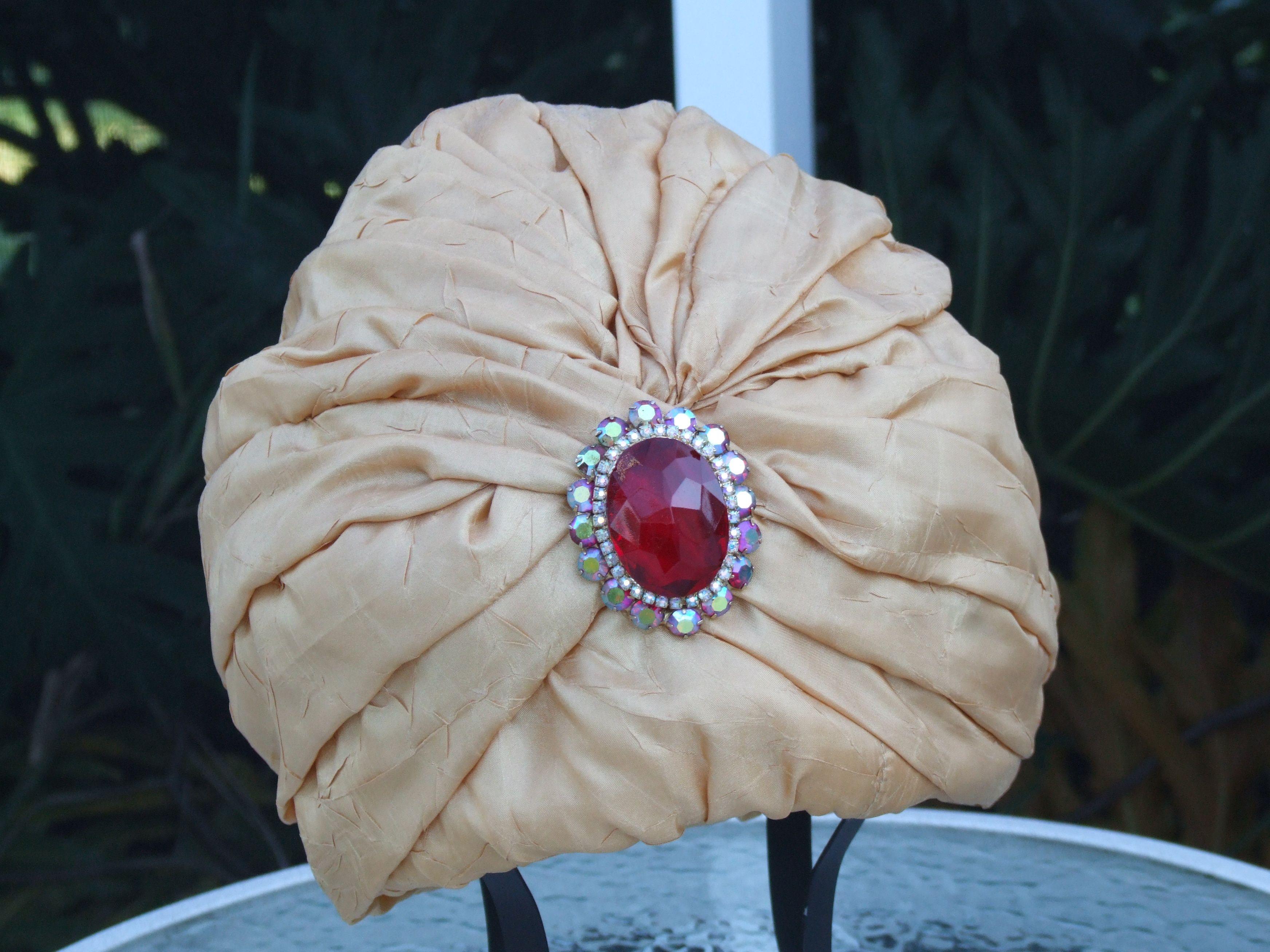 how to make aladdin hat