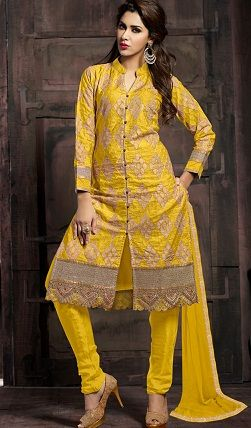 Women Indian Designer Salwar Kameez Chudidar Bollywood Ethnic Party Suit New Uk Volume Large Clothing, Shoes & Accessories Other Women's Clothing