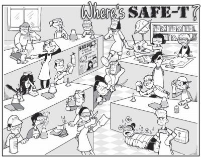 101419-science-lab-safety-rules-cartoons.jpg 400×313 pixels ...