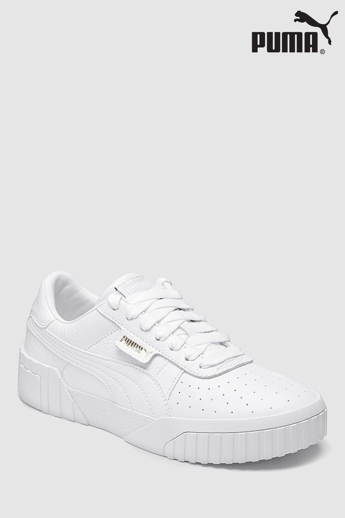 Buy Puma® Nubuck Cali Trainers from the