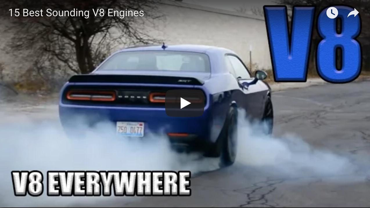 15 Best Sounding V8 Engines - https://www.musclecarfan.com/15-best