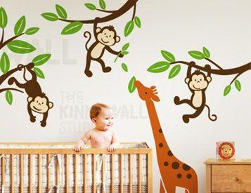Vinilos para beb s faby vinilos decorativos decoracion - Decoracion habitacion bebe vinilos ...