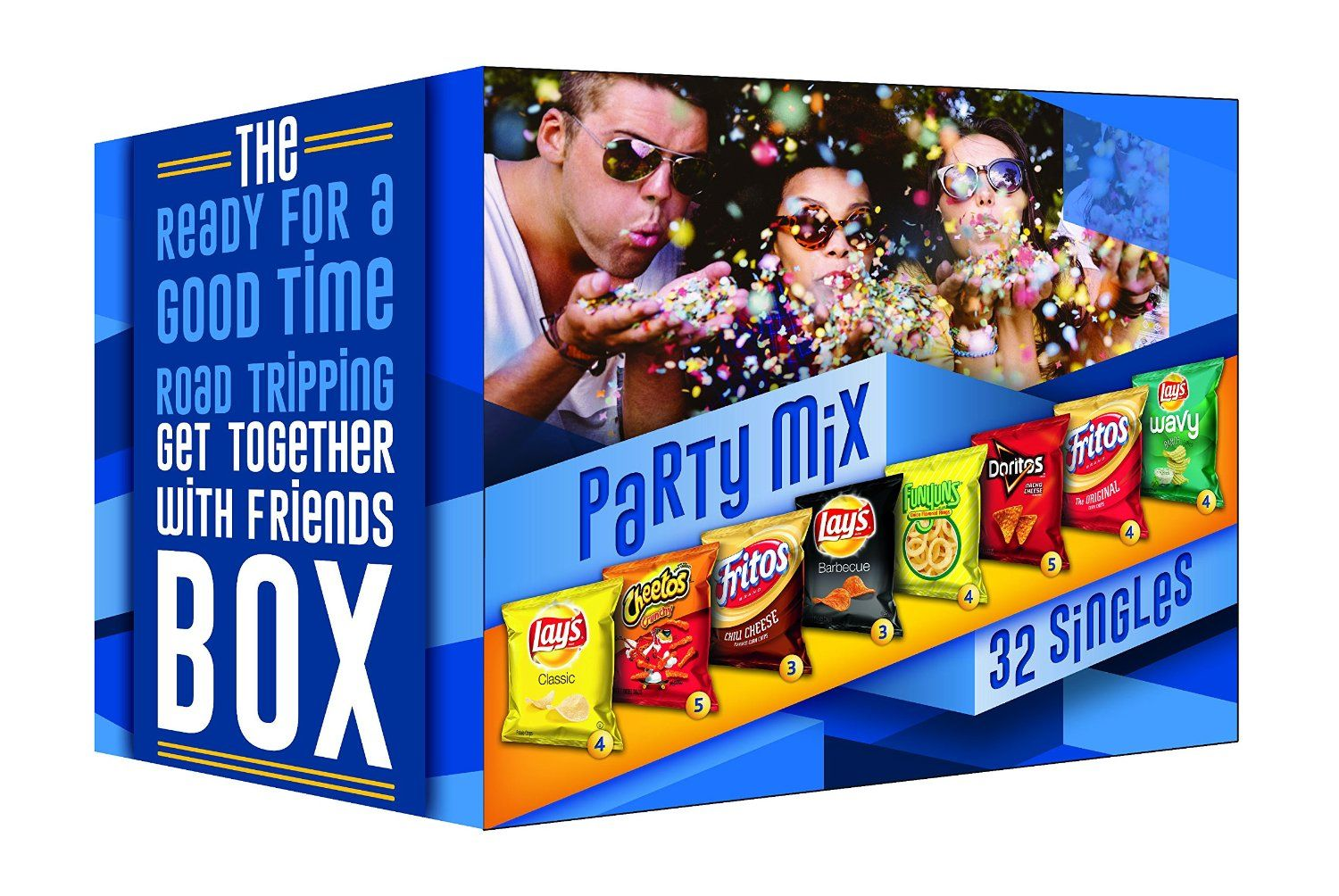 Frito-Lay Variety Pack, Party Mix, 32 Count >> A special product just for you to view. See it now! : Groceries