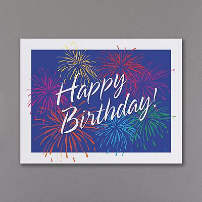 spectacular business birthday greeting cards custom printed discount