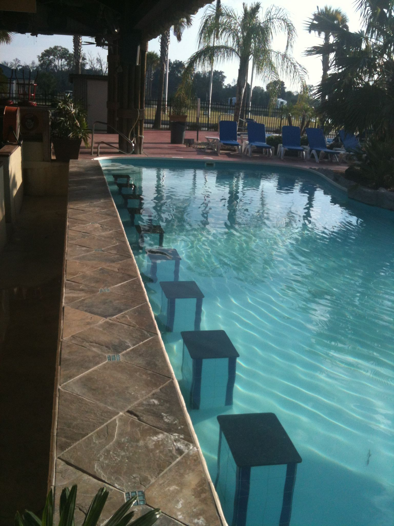 Cajun Palms Rv Resort Fun Attractions With Images Resort