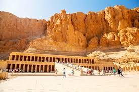 El Templo de la Reina Hatshebsut