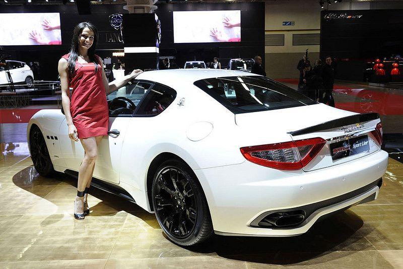 Maserati Granturismo Mc Sport Line 3 Maserati Granturismo S Maserati Granturismo Maserati