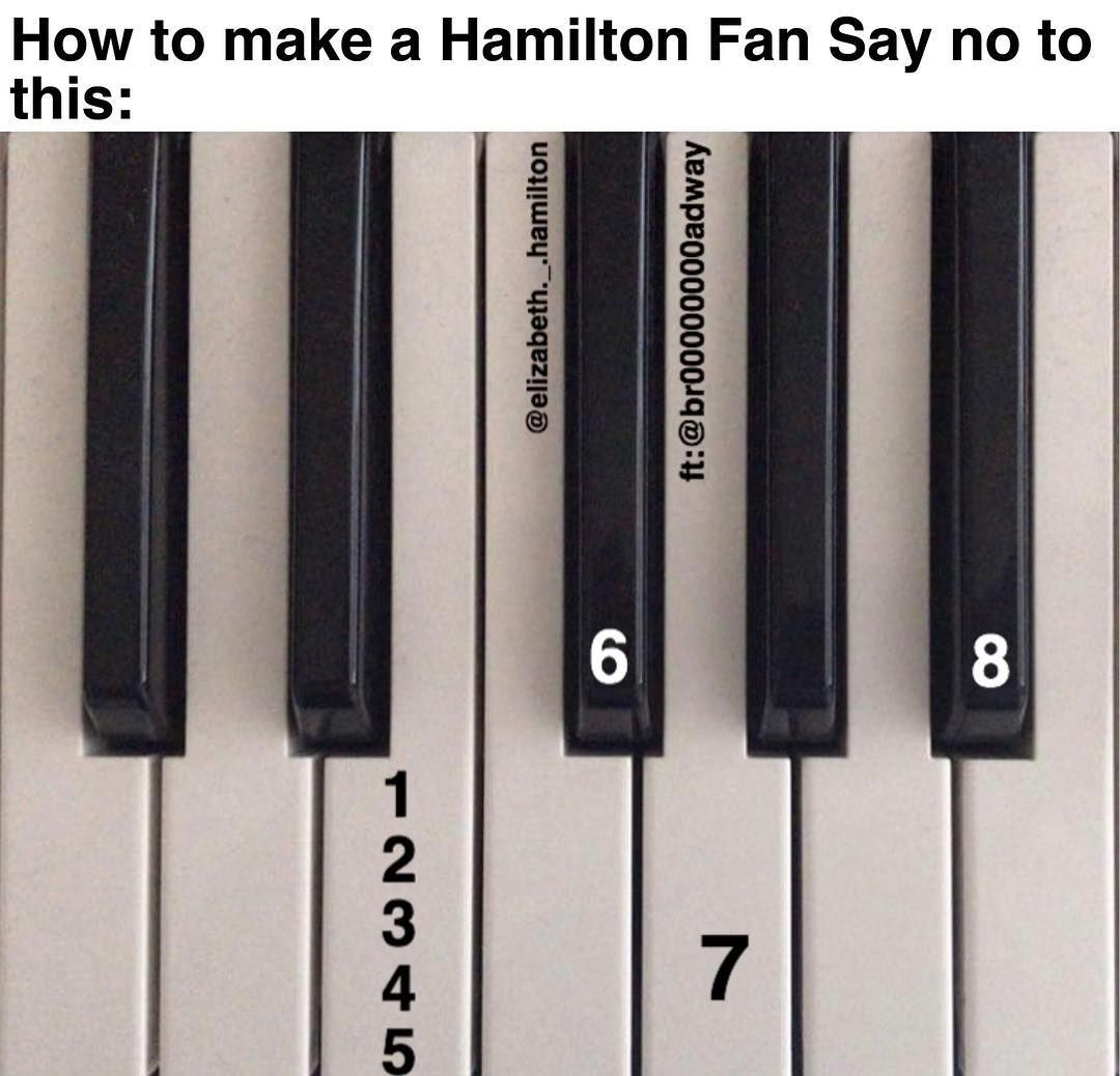 Hi I Post Hamilton Memes On Instagram If You Re Too Lazy Swipe Let S All Appreciate Katie Br00000000adway Fo Piano Songs Piano Music Piano Notes Songs