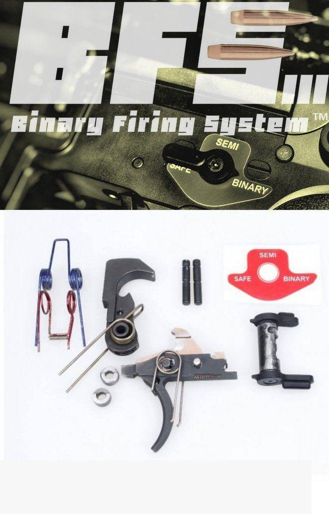Binary Firing System GenIII Trigger Pack   Small Arms   Ar