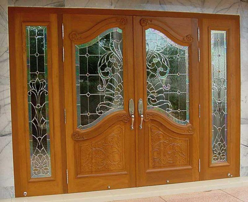 Grand Front Door Entrance Double Front Door Bifold Closet Doors