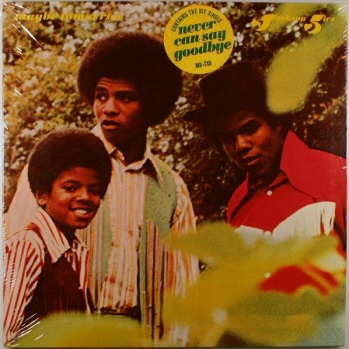 The Jackson 5 – Never Can Say Goodbye (single cover art)
