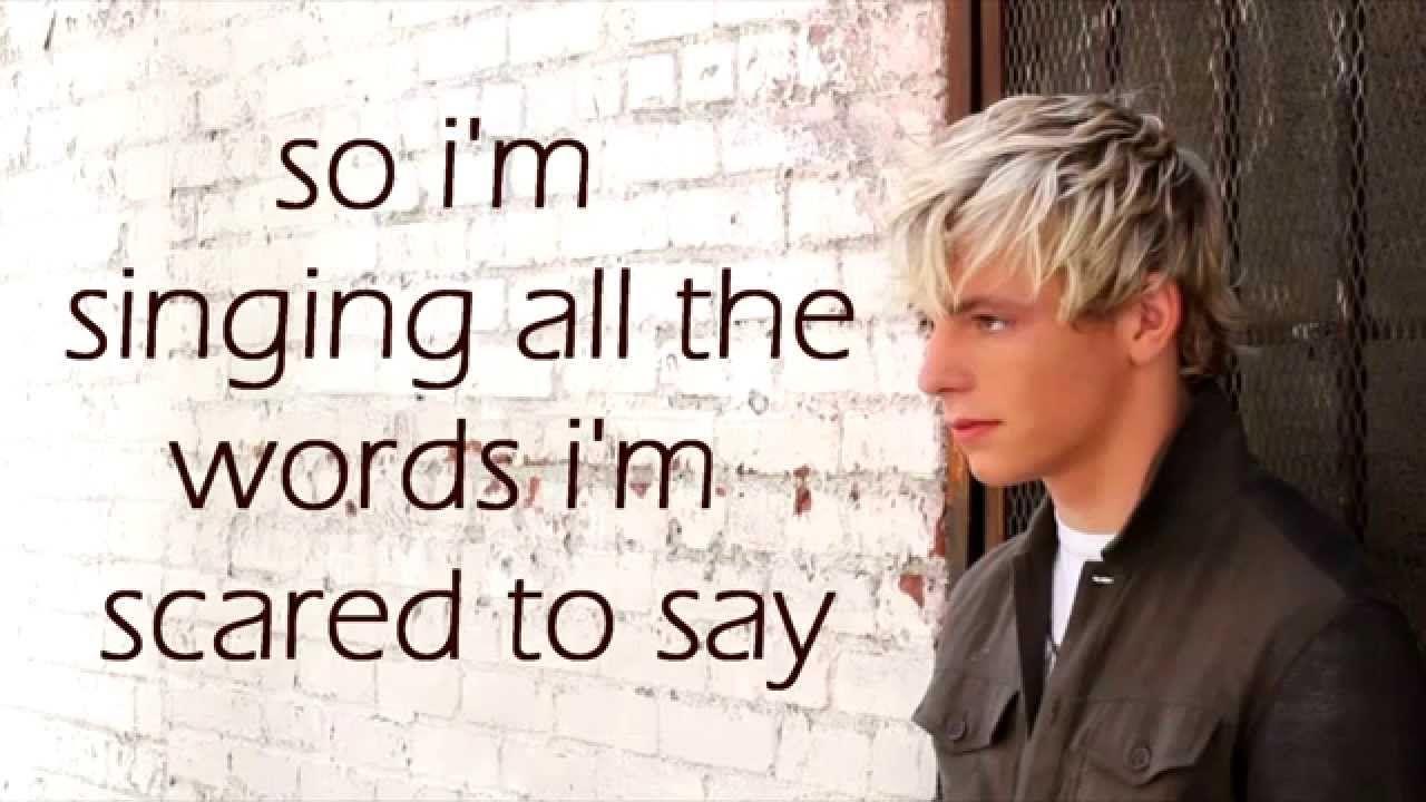 Stuck On You - Ross Lynch Lyrics