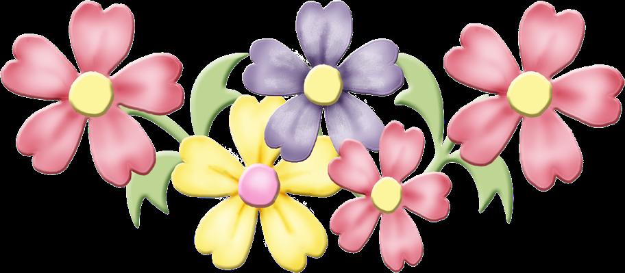 SPRING FLOWERS CLIP ART   Flower clipart, Flower art, Clip art