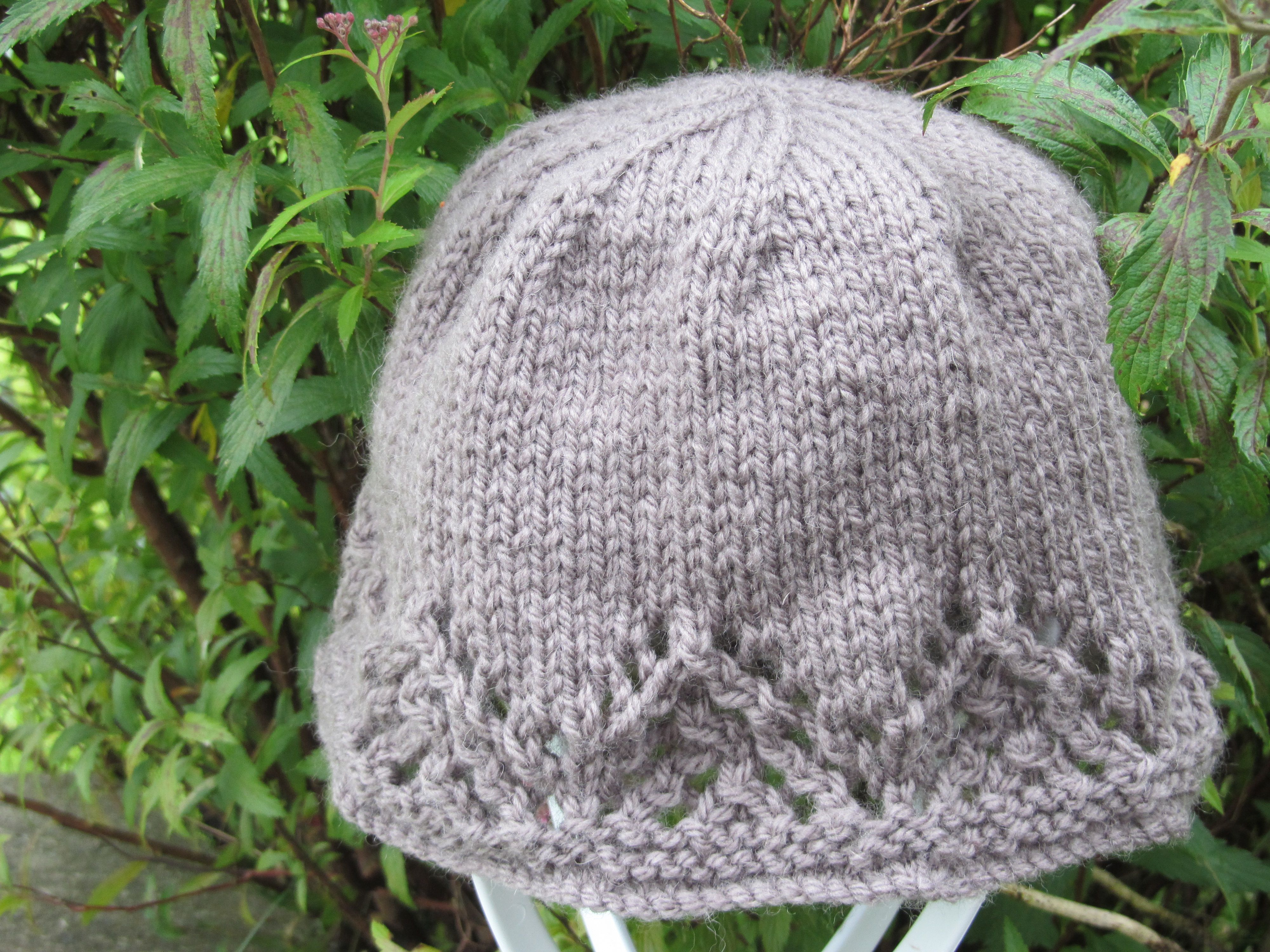 """""""Winter is Coming"""" - The Games of Thrones inspired Sansa Hat."""