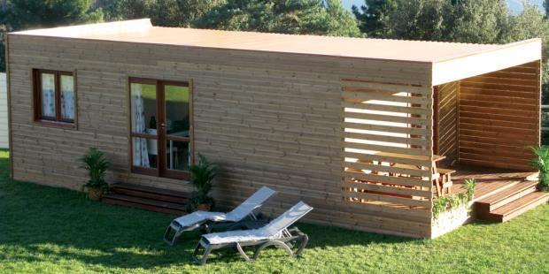 Productos eurobungalow fabricante bungalows de madera - Bungalow de madera ...