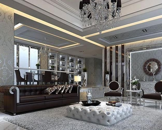 25 Modern Art Deco Decorating Ideas Bringing Exclusive Style Into Interior Design Art Deco Living Room Interior Deco Luxury Interior