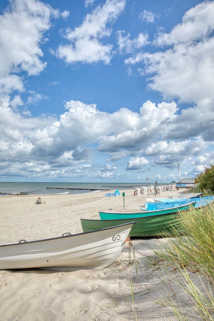Ostseestrand in Kühlungsborn Ostsee strand, Ostsee