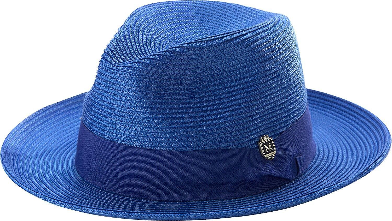 f1a539847511d9 Men's Wide Snap Brim Pinch Fedora - Royal - CC12LNNJEUV - Hats & Caps,  Men's Hats & Caps, Fedoras #capsformen #menscaps #hatsformen #mensoutfits  #menstyle # ...