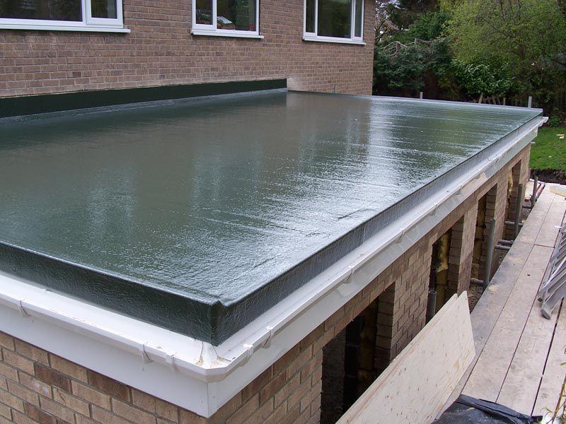 Polyroof Co Uk Fibreglass Roof Fibreglass Flat Roof Roof Architecture