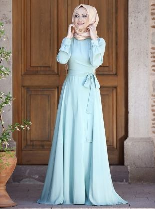 Anvelop Elbise - Mint - Minel Aşk | fashion | Pinterest ...