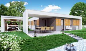 Bildergebnis für mediterraner bungalow modern | Bungalow | Pinterest ...