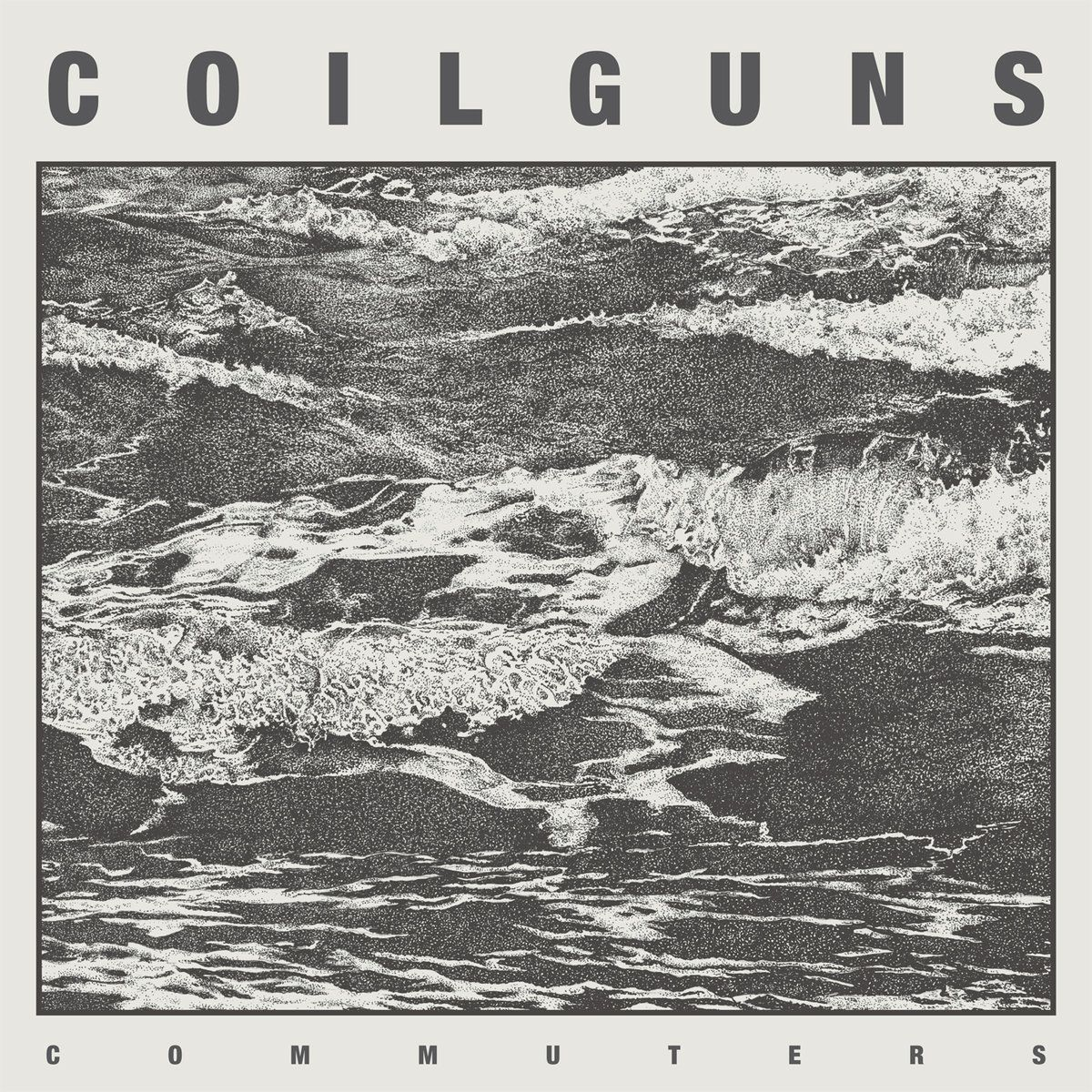 Coilguns - Commuters cover art