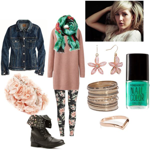 """""""Waiting for Spring"""" by namibean on Polyvore"""