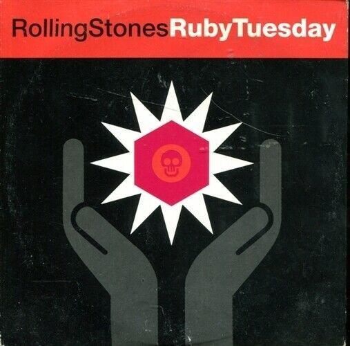 ROLLING STONES Ruby Tuesday UK CD Single 1991