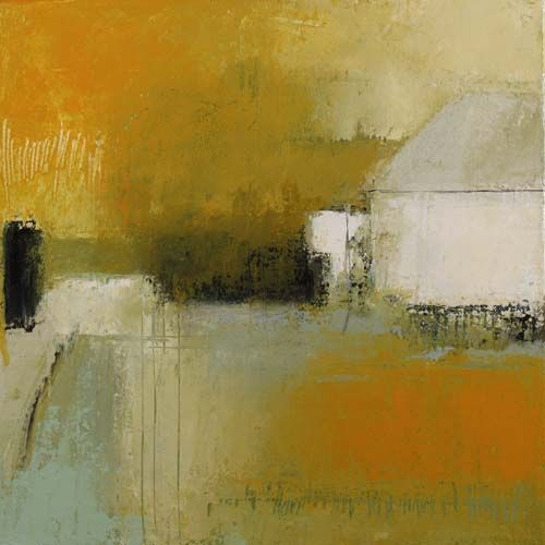 Abstract Landscape Painting Irma Cerese