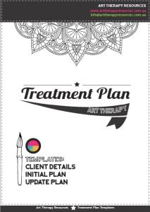 Treatment Plan Template  Art Therapy Directives    Art