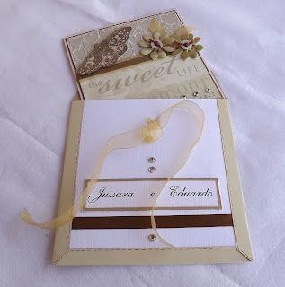Cartão Casamento