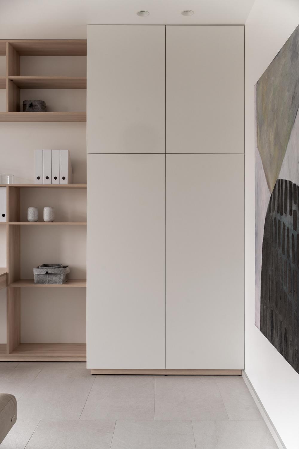Qdro On Behance In 2020 Tall Cabinet Storage Storage Interior