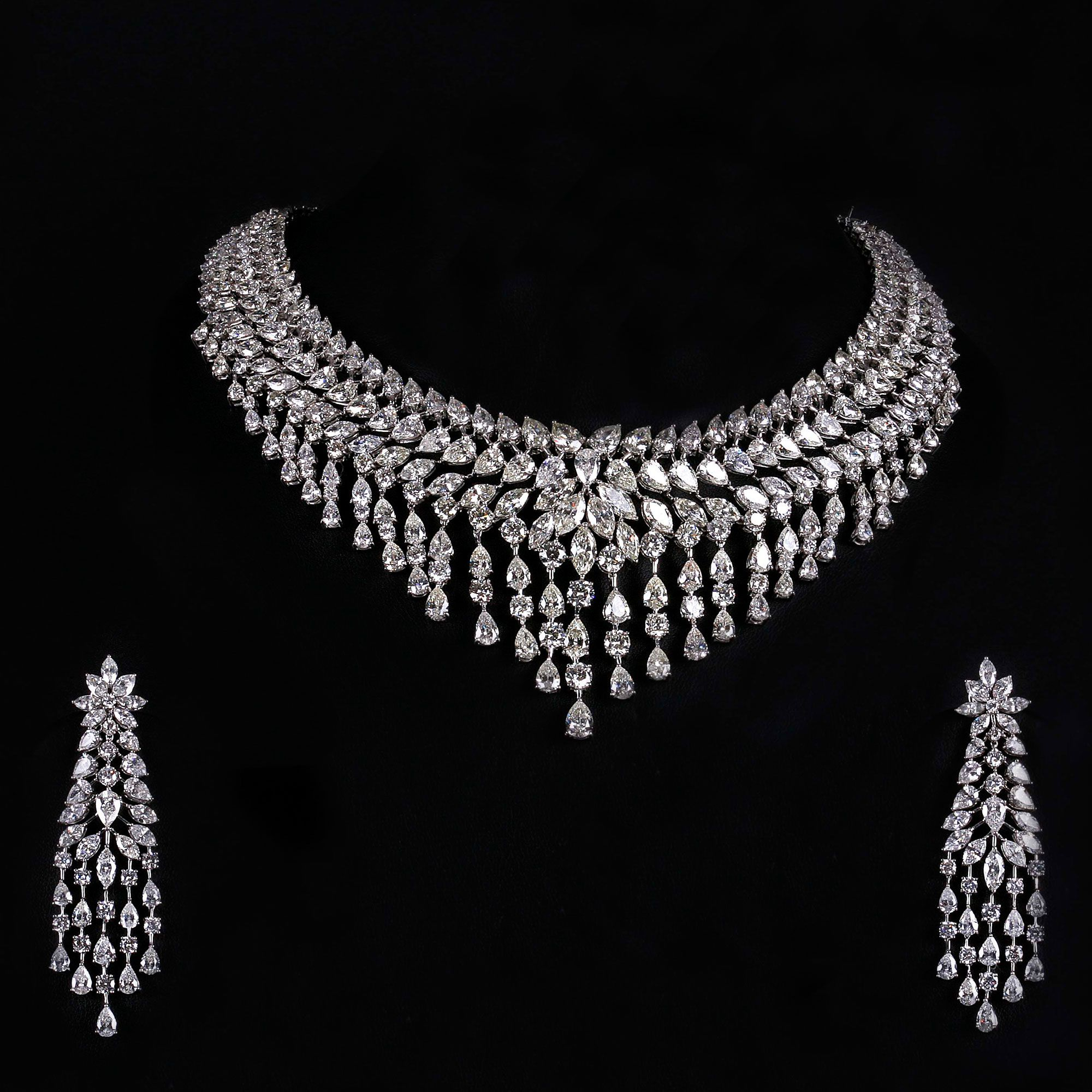 This collection contains some of most beautiful diamond jewelry ...
