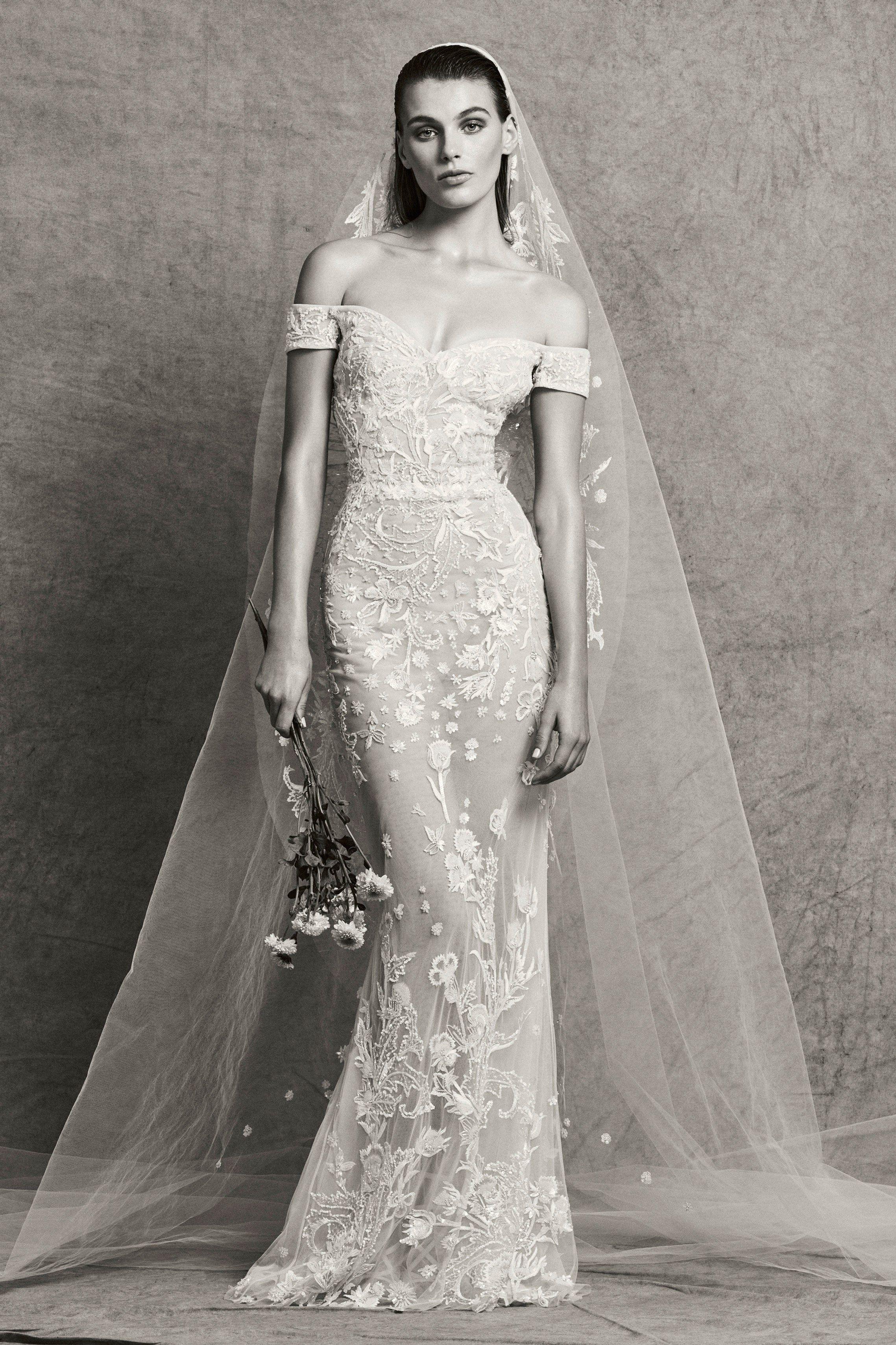 Zuhair murad bridal fall fashion show zuhair murad bridal
