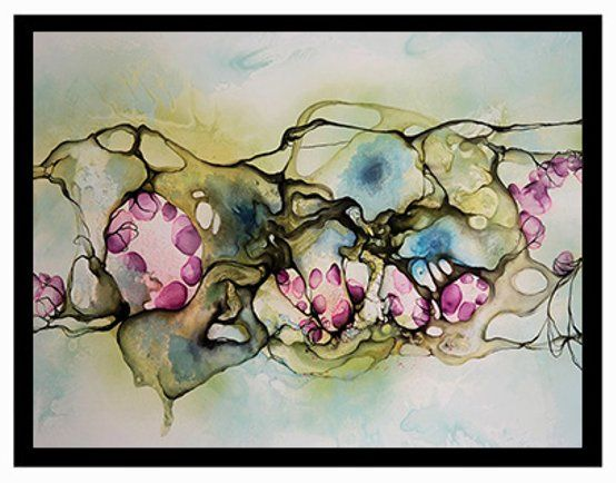 Kunstplakater - Art Poster www.rikkedarling.dk Kunstplakat med et abstrakt maleri af kunstner Rikke Darling #kunstplakat #kunstplakater #plakat #indretning #kunst #sommerfugl #maleri #abstrakt #malerier #art #poster #abstract #painting