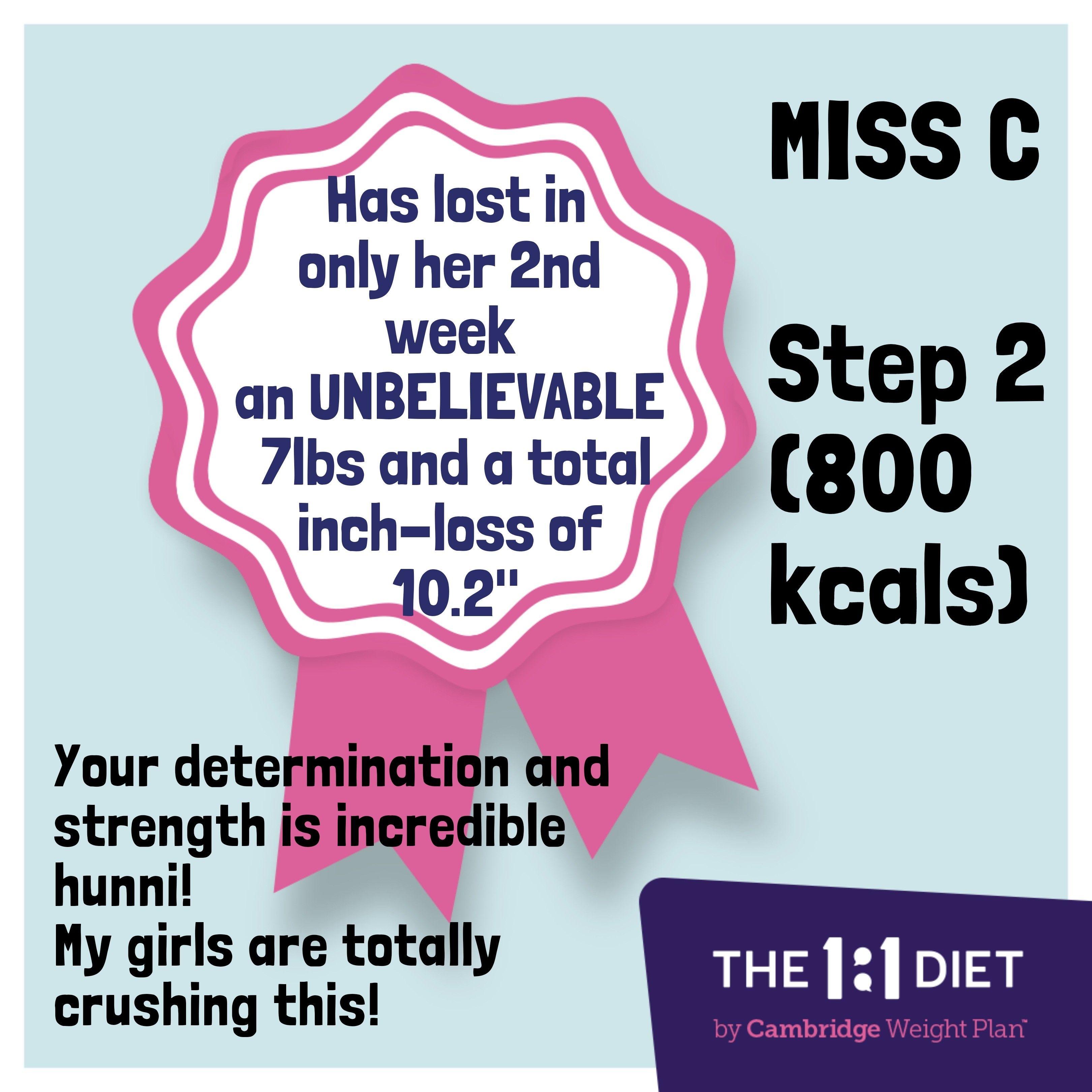is the cambridge diet safe