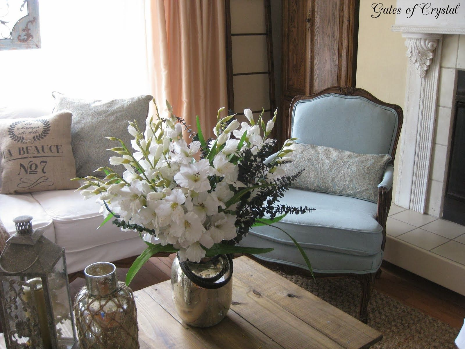 Wedding decorations for house  Our Living Room  Home Decor that I love  Pinterest  Living rooms