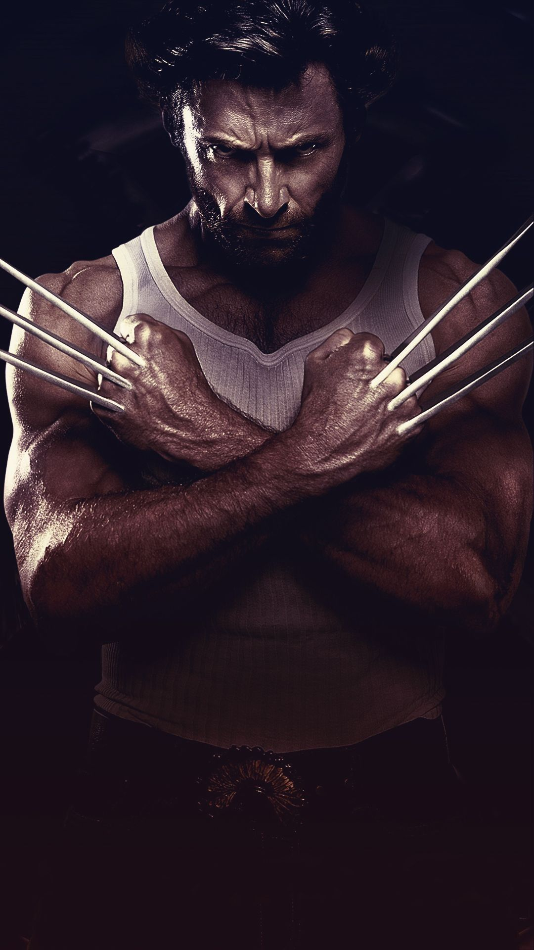 Wolverine Phone wallpaper for men, Android wallpaper