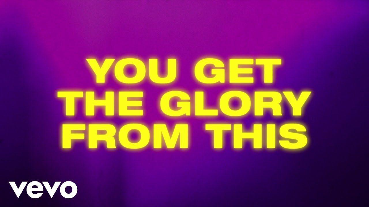 Jonathan Traylor You Get The Glory Lyric Video Youtube In 2020 Lyrics Music Songs Songs