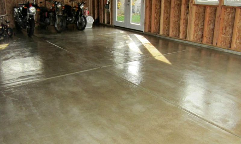 Learn What The Differences Are Between Many Garage Floor Sealer Options Available And Kind Of Protection Coating They Can Provide