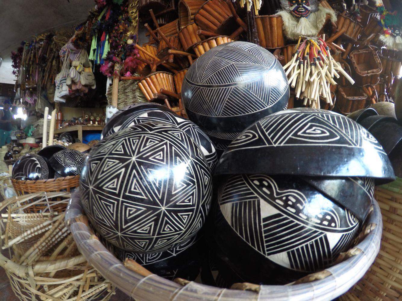 Cúia - Geralmente utilizada para beber mingau e também o famoso Tacacá :)