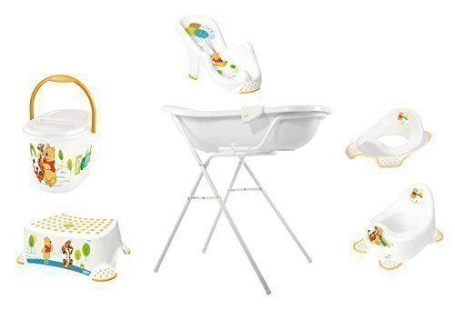 Baby\'s Bath Tub in Disney Winnie the Pooh Design Including XXL 100 ...