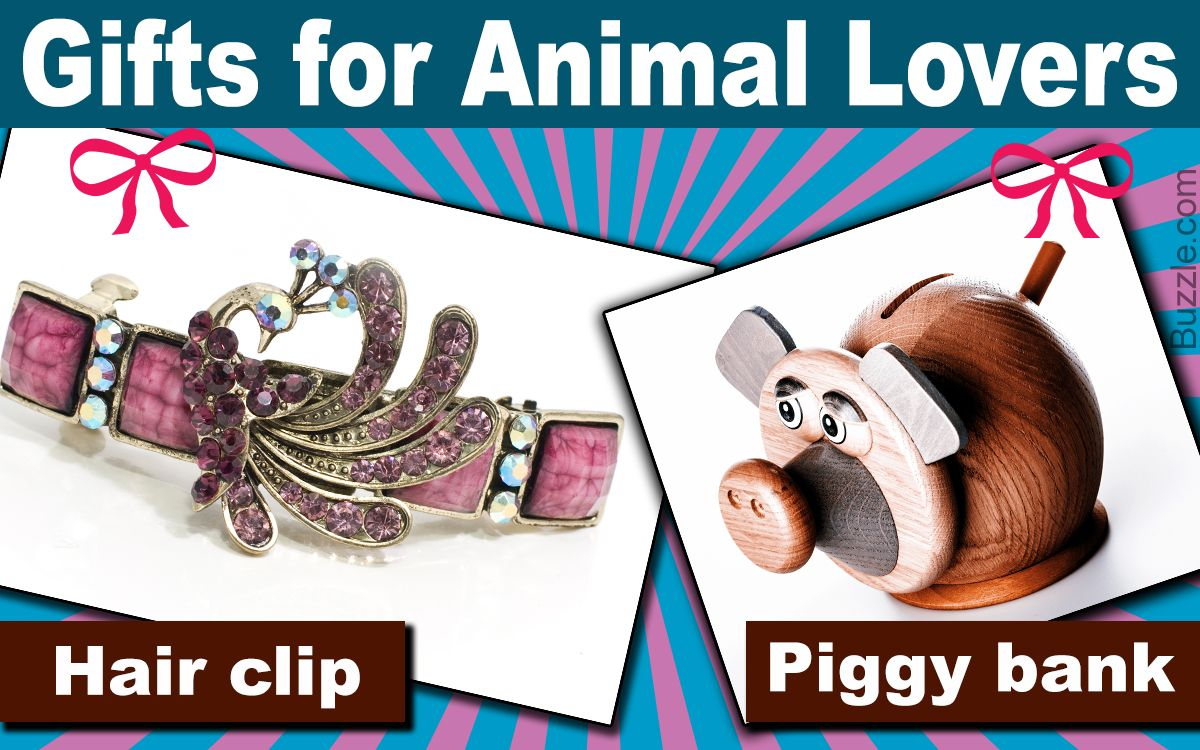 14++ Gifts for animal lovers ideas