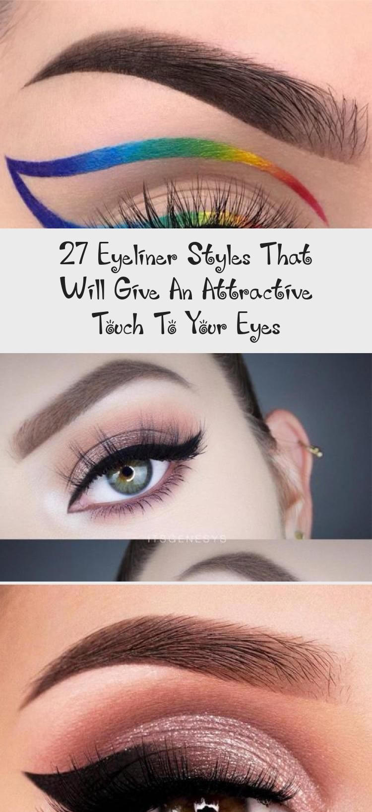 Photo of 27 Eyeliner Styles That Will Give An Attractive Touch To Your Eyes – Eye Makeup