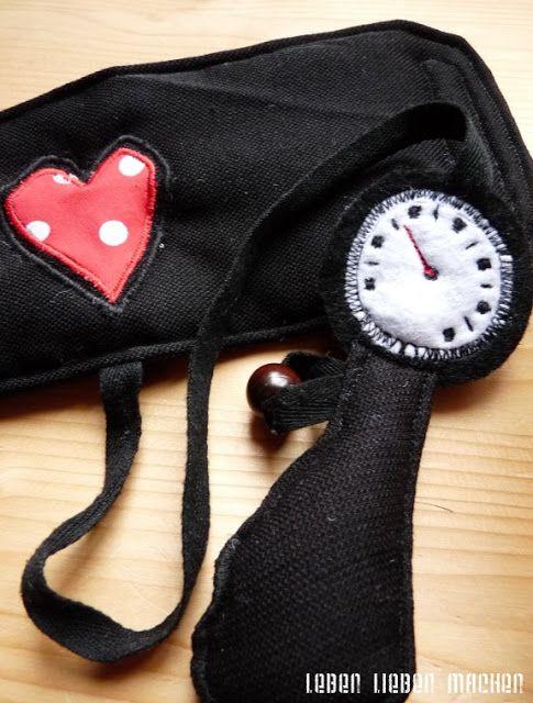 Arztkoffer, Arzt Zubehör Arztkofferzubehör nähen: Blutdruckmessgerät ...