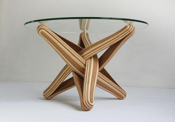 Lock Bamboo Coffee Table Bamboo Coffee Table Bamboo Furniture