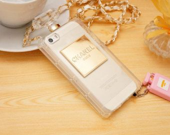 Chanel Perfume iPhone Case Mobile Case
