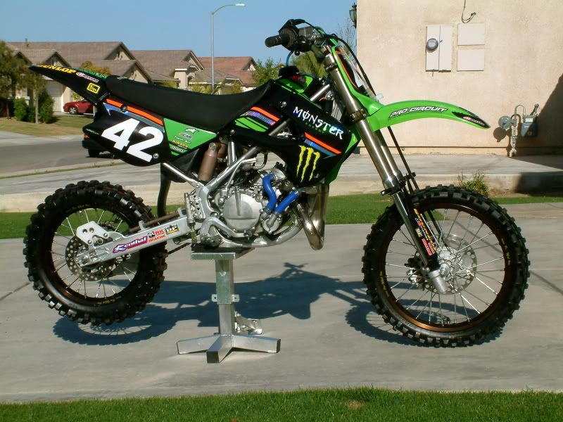 85cc Dirt Bikes For Sale Superminis Worked 85cc 120cc Bikes