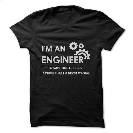 Im an Engineer - #tshirt painting #hoodies for teens. GET YOURS => https://www.sunfrog.com/Names/Im-an-Engineer-42956868-Guys.html?68278